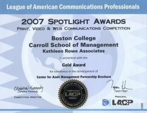 2007-Gold-Spotlight-Award